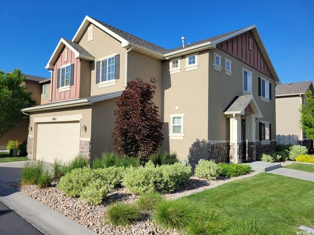 1062 W Stonehaven Dr N, North Salt Lake, UT 84054 (#1745141) :: UVO Group | Realty One Group Signature
