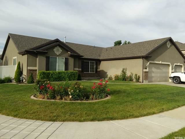 825 W Somerset Dr N, North Salt Lake, UT 84054 (MLS #1745142) :: Summit Sotheby's International Realty