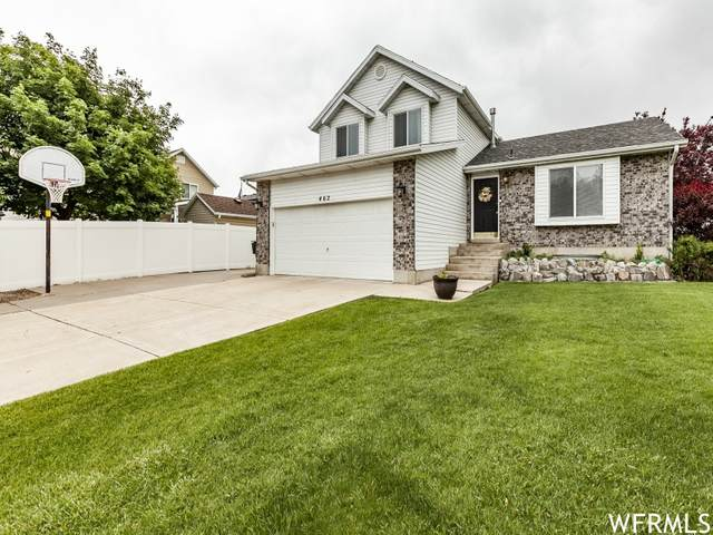 462 E 1800 S, Kaysville, UT 84037 (#1745145) :: UVO Group | Realty One Group Signature