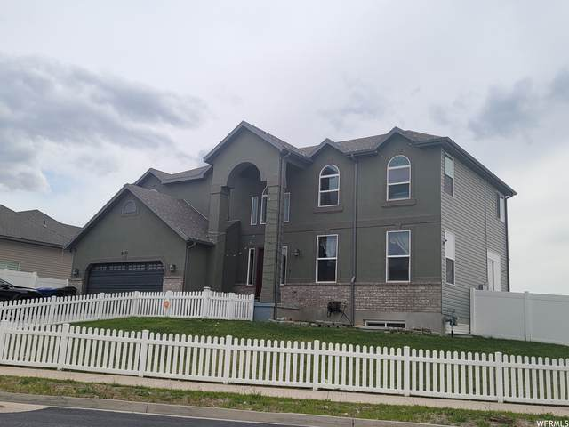 5931 W Vistas Way S, West Valley City, UT 84128 (#1745160) :: UVO Group   Realty One Group Signature