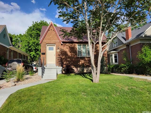 655 S 1100 E, Salt Lake City, UT 84102 (#1745165) :: Utah Real Estate