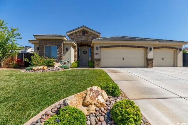 3081 E 3230 S, St. George, UT 84790 (#1745172) :: Gurr Real Estate