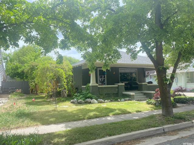 32 S Marindale Ave W, Logan, UT 84321 (#1745179) :: UVO Group | Realty One Group Signature