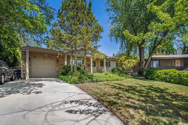 2865 E Pamela Dr, Cottonwood Heights, UT 84121 (#1745186) :: UVO Group   Realty One Group Signature