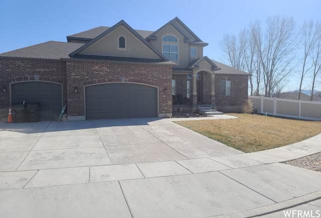 1621 W 1050 S, Syracuse, UT 84075 (#1745199) :: C4 Real Estate Team