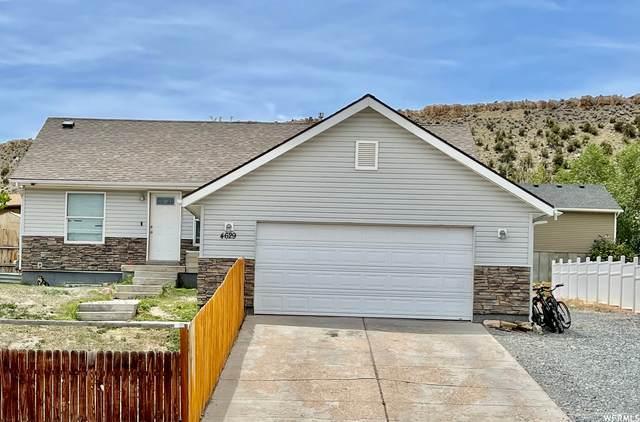 4629 W Painted Hills Dr N, Vernal, UT 84078 (#1745226) :: Utah Real Estate