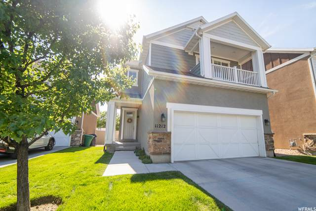 11212 S Crescent Elm Cv, Sandy, UT 84070 (#1745244) :: UVO Group | Realty One Group Signature