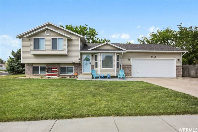 5845 S 4025 W, Roy, UT 84067 (#1745245) :: UVO Group | Realty One Group Signature