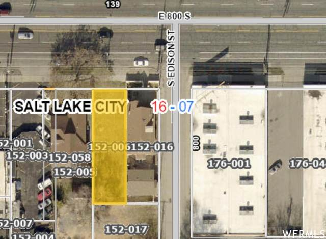134 E 800 S, Salt Lake City, UT 84111 (#1745262) :: Colemere Realty Associates