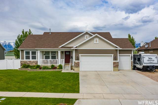 2314 S Baxter Dr, Heber City, UT 84032 (#1745282) :: UVO Group | Realty One Group Signature