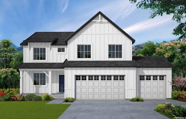 529 W Dogwood Dr #243, Santaquin, UT 84655 (#1745286) :: Utah Real Estate