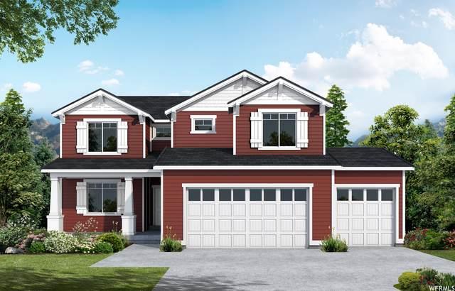 1312 S Red Cliff Dr #241, Santaquin, UT 84655 (#1745287) :: Utah Real Estate