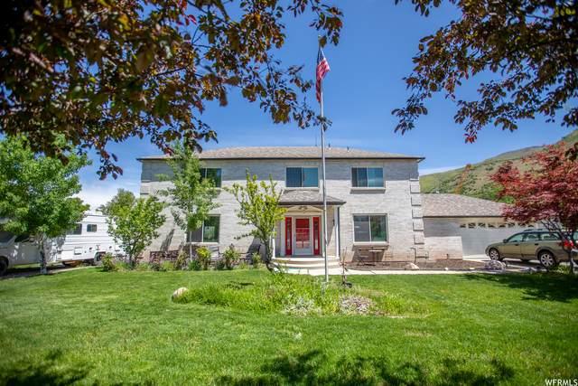 2843 E 2700 N, Layton, UT 84040 (#1745305) :: Utah Real Estate