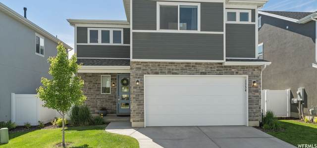 1754 W Parkview Dr, Syracuse, UT 84075 (#1745311) :: C4 Real Estate Team