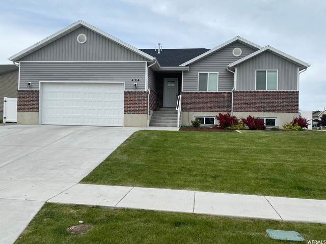 424 W 275 S, Tremonton, UT 84337 (#1745319) :: UVO Group   Realty One Group Signature