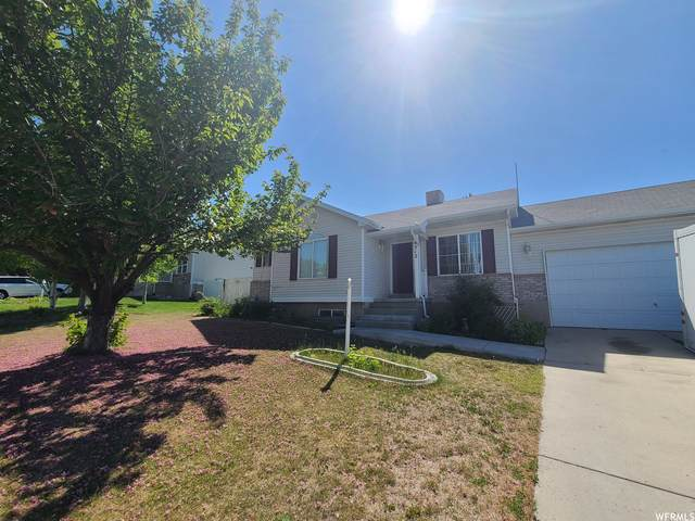 4312 S Jocelyn Way, West Valley City, UT 84128 (#1745320) :: UVO Group | Realty One Group Signature