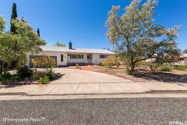 3037 E Canyon View Dr N, Santa Clara, UT 84765 (#1745336) :: Utah Best Real Estate Team | Century 21 Everest