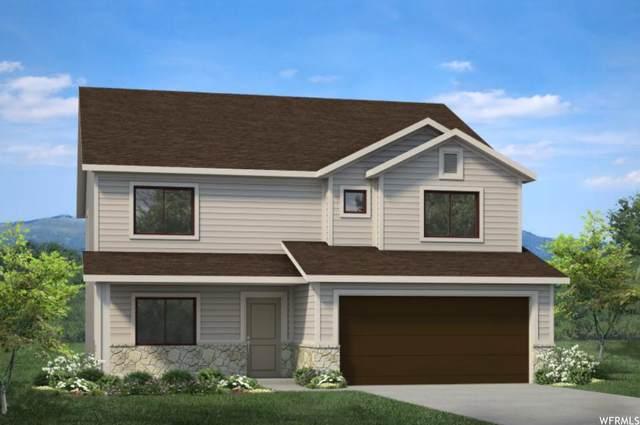 216 N 200 E #3, Salem, UT 84653 (#1745349) :: Berkshire Hathaway HomeServices Elite Real Estate