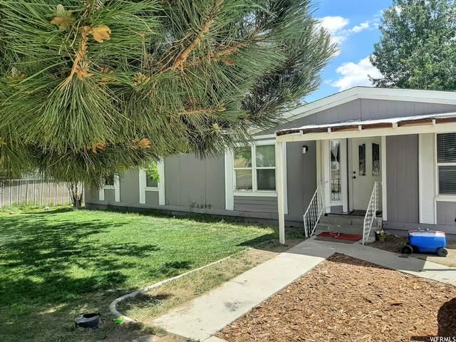 160 N 400 W, Huntington, UT 84528 (#1745359) :: Gurr Real Estate