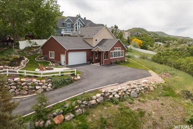430 Canyon Estates Dr, Bountiful, UT 84010 (#1745362) :: Gurr Real Estate