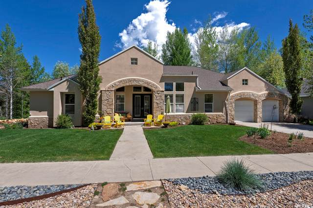 1453 Rio Grande Rd, Park City, UT 84098 (#1745369) :: UVO Group | Realty One Group Signature
