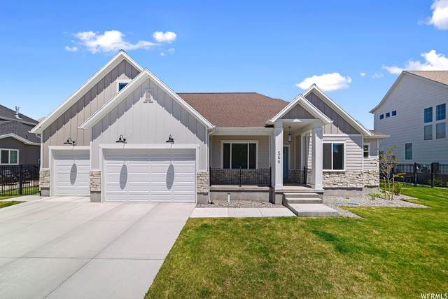566 W 1040 N, American Fork, UT 84003 (#1745375) :: Bustos Real Estate | Keller Williams Utah Realtors
