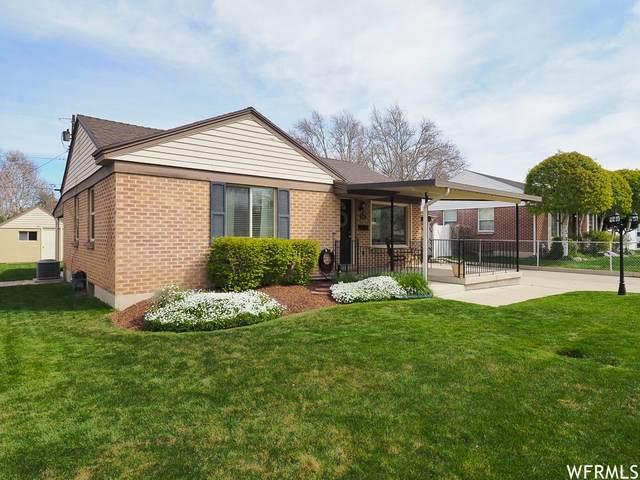 1621 E 3115 S, Salt Lake City, UT 84106 (#1745377) :: Bustos Real Estate | Keller Williams Utah Realtors