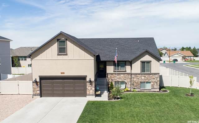 2269 N 250 W, Harrisville, UT 84414 (#1745391) :: Utah Real Estate