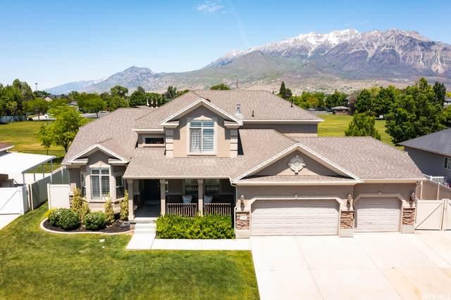 711 E 550 S, Orem, UT 84097 (#1745392) :: Berkshire Hathaway HomeServices Elite Real Estate