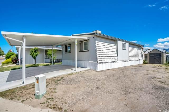 1200 W Linda Vista Dr #109, West Valley City, UT 84119 (#1745396) :: Powder Mountain Realty
