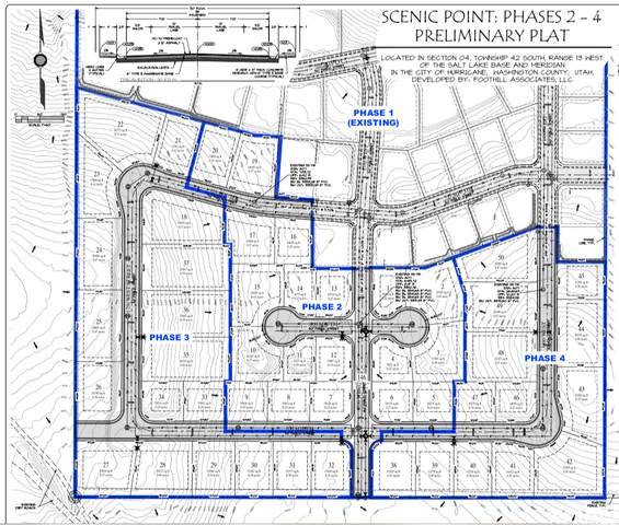 50 Lots Scenic Pointe Phases 2-4, Hurricane, UT 84737 (MLS #1745412) :: Summit Sotheby's International Realty