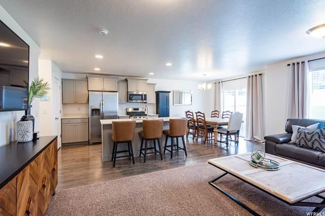 14928 S Pele Ln, Herriman, UT 84096 (#1745428) :: Utah Real Estate