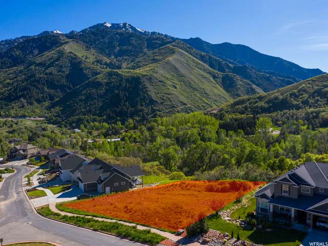 5923 N Robinson Ln #115, Mountain Green, UT 84050 (#1745430) :: Colemere Realty Associates