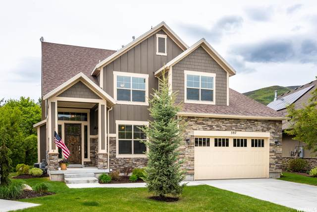 597 W Bayhill Dr, Midway, UT 84049 (MLS #1745431) :: High Country Properties