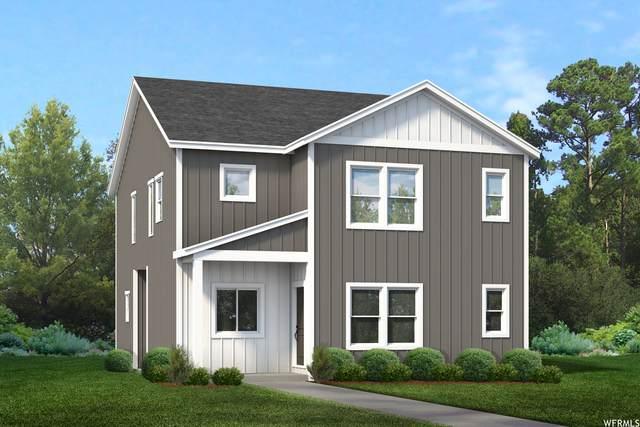 1732 N 1280 E #102, Payson, UT 84651 (#1745436) :: Utah Real Estate