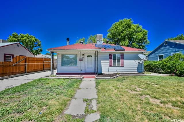 1066 W 400 N, Salt Lake City, UT 84116 (#1745445) :: Utah Real Estate