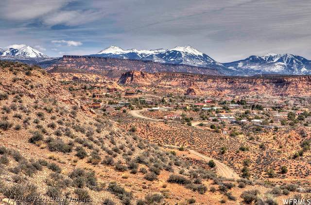 1600 Old Mail Trl #4, Moab, UT 84532 (MLS #1745454) :: Lookout Real Estate Group