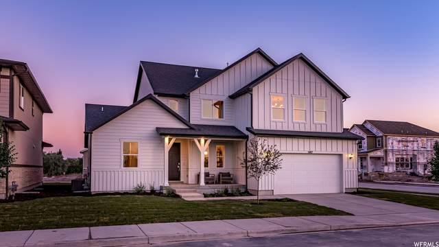 1487 W Wister Ln S #103, South Jordan, UT 84095 (#1745465) :: Utah Best Real Estate Team | Century 21 Everest