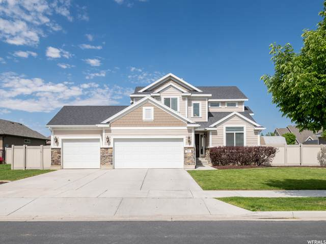 211 N 1880 E, Spanish Fork, UT 84660 (#1745513) :: Gurr Real Estate
