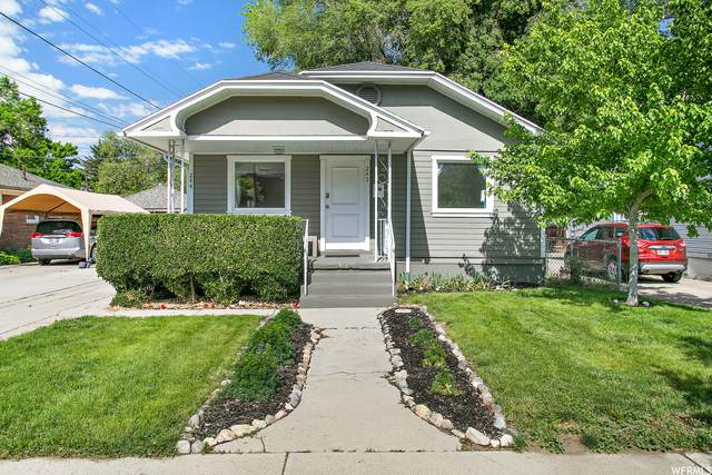 242 S 600 E, Provo, UT 84606 (#1745515) :: UVO Group | Realty One Group Signature