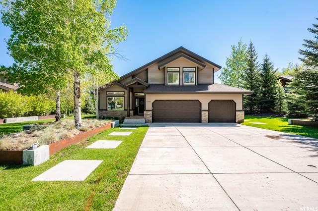 1582 Cutter Ln, Park City, UT 84098 (MLS #1745567) :: High Country Properties