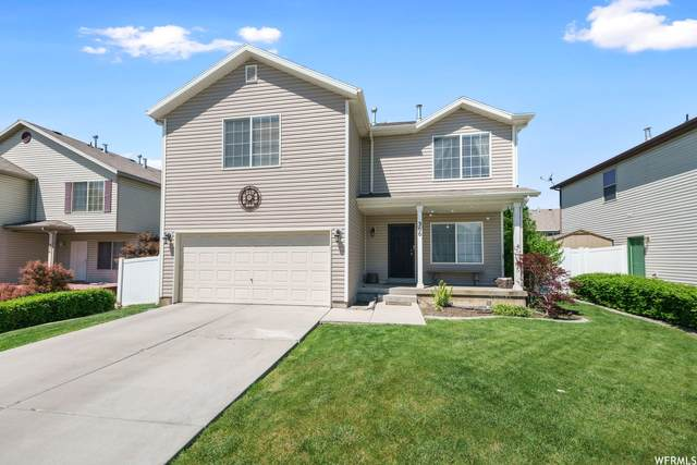 366 S 950 W, Spanish Fork, UT 84660 (#1745568) :: Utah Real Estate