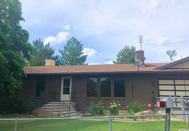 2088 W 4000 N, Helper, UT 84526 (#1745574) :: Berkshire Hathaway HomeServices Elite Real Estate