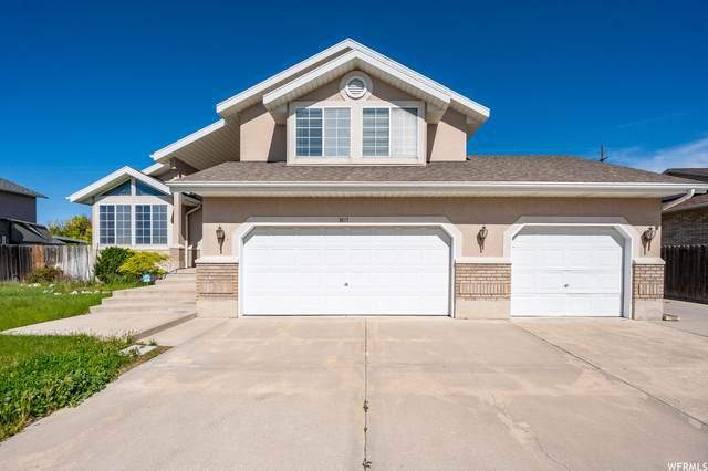 3817 S Emperor Dr, Salt Lake City, UT 84123 (#1745579) :: Utah Real Estate
