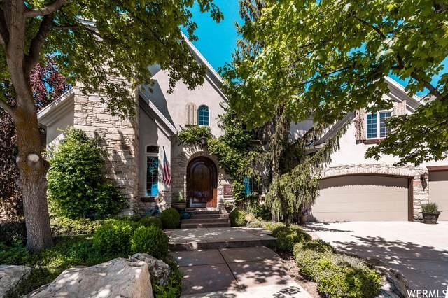 1890 Mohawk Ln, Ogden, UT 84403 (#1745599) :: Utah Best Real Estate Team | Century 21 Everest