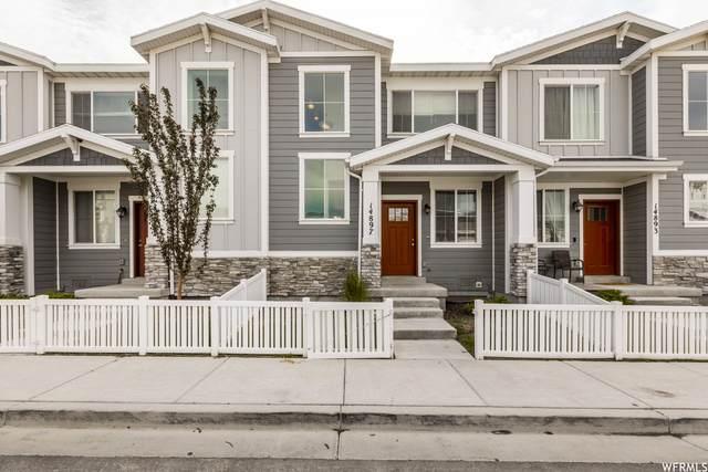14897 S Thunder Horse Ln W, Bluffdale, UT 84065 (#1745603) :: Utah Real Estate