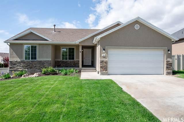 311 W Rye Dr, Saratoga Springs, UT 84045 (#1745620) :: Utah Best Real Estate Team | Century 21 Everest