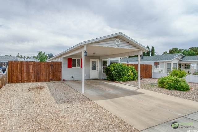 108 Partridge Dr, Hurricane, UT 84737 (#1745625) :: Doxey Real Estate Group