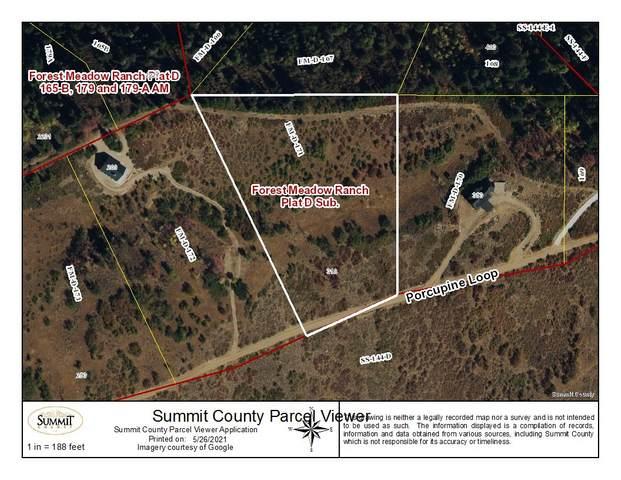 319 Porcupine Loop W #171, Wanship, UT 84017 (MLS #1745662) :: High Country Properties
