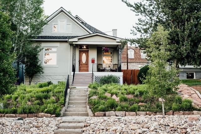 633 7TH Ave, Salt Lake City, UT 84103 (#1745667) :: Gurr Real Estate